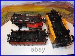 G Scale Lgb Train Set Engine Two Cars Tested A Ok