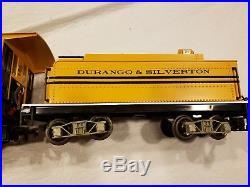 G scale trains usedDurango & Silverton Passenger Set