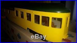 Great Trains G Gauge C&nw F40 Passenger Set 1/32