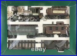 In Original Box GreatLand Holiday Express Battery Operated Train Set Red
