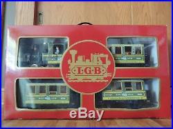 Jahre Deutsche Eisenbahnen LGB 150 Train Set 1835 1985