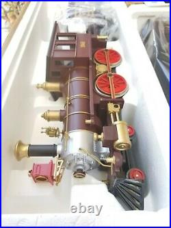 Kalamazoo G Scale John Wanamaker Train Set/box
