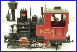 LGB 100th Anniverasary G Gauge Steam Train Set LN/Box