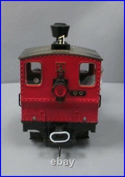 LGB 100th Anniversary G Gauge Steam Train Set/Box