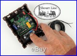 LGB 10345 Automatic Shuttle Train Circuit Set + Free SL-8452403 + Bridge NEW NIB