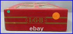 LGB 150 150th Anniversary G Gauge Steam Train Set/Box