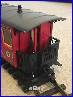 LGB 150 Jahre Deutsche Eisenbahn 1835-1985 Complete Train Set