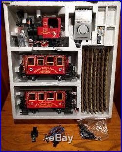 LGB 150 Jahre Deutsche Eisenbahn 1835-1985 G Gauge Train Set