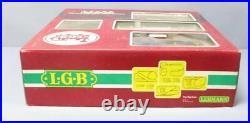 LGB 1988BT Special U. S. Beer G Gauge Steam Train Set (Train Only)/Box