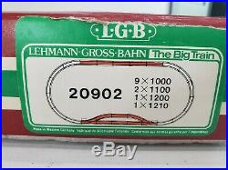 LGB 19902 Train Track Expansion Set In Original Box