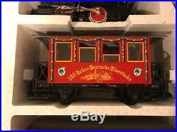 LGB 20150US 150 Years Anniversary Train Complete Set in Box