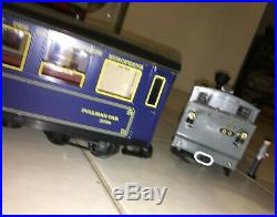 LGB 20277 Orient Express G Scale Train Set