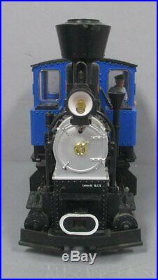 LGB 20301 G Scale The Blue Train Set/Box