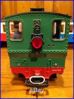 LGB 20301 Passenger G Gauge Train Set Works