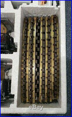 LGB 20301 Passenger Train Set The Big Train West Germany Pre-owned Free Shipping
