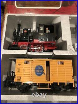 LGB 20401 Chiquita Banana Train Set 1984