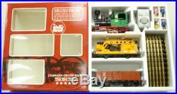 LGB 20501 Goods Steam Freight Train Set with Crane EX/Box