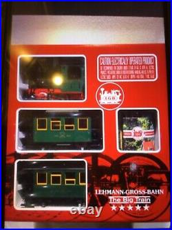 LGB 20534 MF Marshall Fields Train Set, Collection Item, New