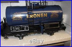 LGB 20536 Dortmund Bierzug Beer Train Set NEW! (Made in Germany)