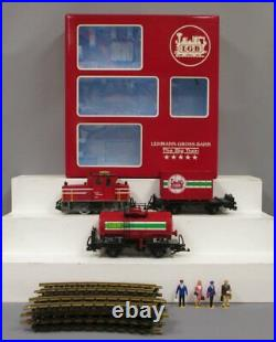 LGB 2061 G The Big Train Switcher G Gauge Diesel Train Set EX/Box