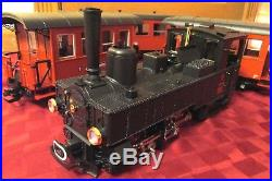 LGB 20705 Zillertalbahn Train Set w Sound Smoke & Lights Metal Wheels G Scale