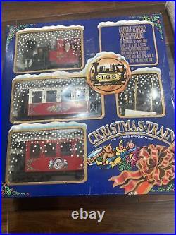 LGB 21540 Christmas Train Set withBox Lehmann Collection Item