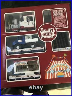 LGB 21988 US Circus Train Set 1988