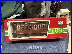 LGB 2219S Pennsylvania Train Set Original Owner Local Pickup Only Philadelphia