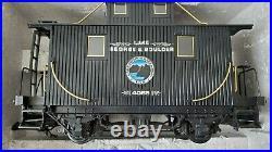 LGB 22401 G Scale Starter Set Lehmann Gross Bahn Vintage VTG The Big Train