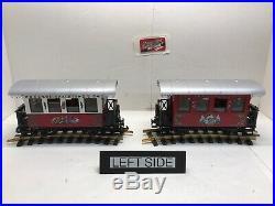 LGB #22540 Christmas Train Set