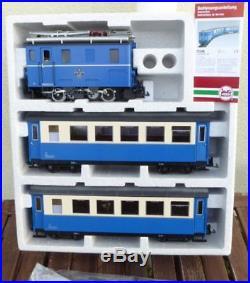 LGB 70246 Train Set zahnradlok +2 Car Zugspitze mountain railway