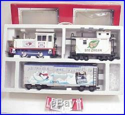 LGB 70634 G Scale Good Humor Train Set LN/Box