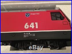 LGB 70642 RhB Luxury Train Set Limited Edition Glacier Express G Scale MIB