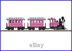 LGB 72306 G Pink Train Starter Set