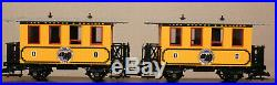 LGB 72312 G Scale Lake George & Boulder Train Set