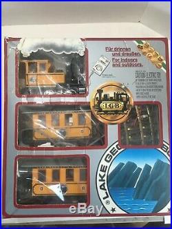 LGB 72312 G Scale Lake George & Boulder Train Set Germany