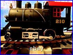 LGB 72323 Light & Smoke complete Starter Pennsylvania Train Set