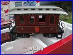 LGB 72323 PRR Passenger Train Set Must SeeNice