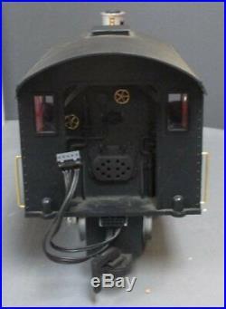 LGB 72324 Rio Grande Steam Passenger Train Set EX/Box