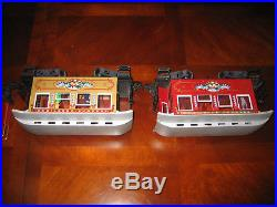 LGB 72325 Christmas Passenger Starter Set G Scale Trains