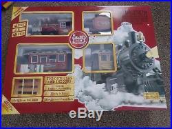 LGB #72325 Christmas Train Set In Original Box