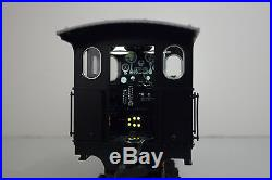 LGB 72327 HLW 15105 G Scale Ultimate Hybrid 71 LED Passenger Christmas Train Set