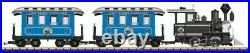 LGB 72327 Lake George & Boulder G Gauge Steam Passenger Starter Train Set