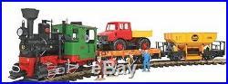 LGB 72403 G Scale Freight Starter Train Set withSound NIB