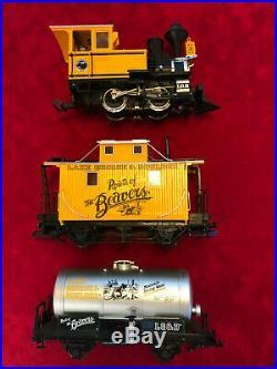 LGB 72412 Lake George & Boulder Train Starter Set
