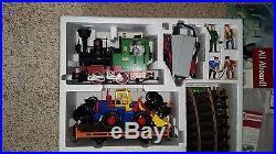 LGB 72430 Train Set With Light and Smoke G-Scale