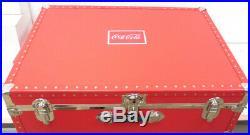 LGB 72510 G Scale Coca-Cola Red Trunk Christmas Train Set NIB