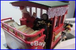 LGB 72560 Christmas Chloe Train Set BRAND NEW! (Made in Germany)