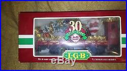 LGB 72560 WEIHNACHTSZUG CHRISTMAS TRAIN SET Very rare set