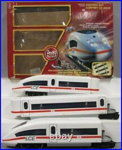 LGB 72600 LCE ICE-3 G Gauge Electric Starter Train Set/Box